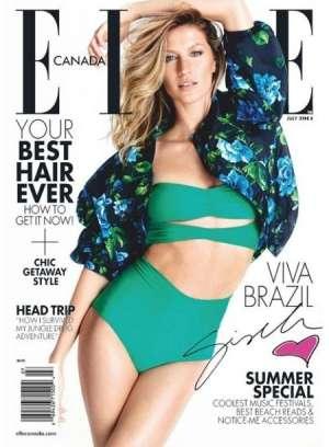 ELLE杂志出版商Denis:ELLE是我们最有价值的资产之一